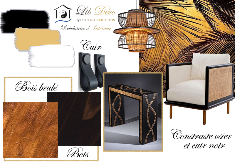 LTB FENG SHUI DESIGN - Planche ambiance