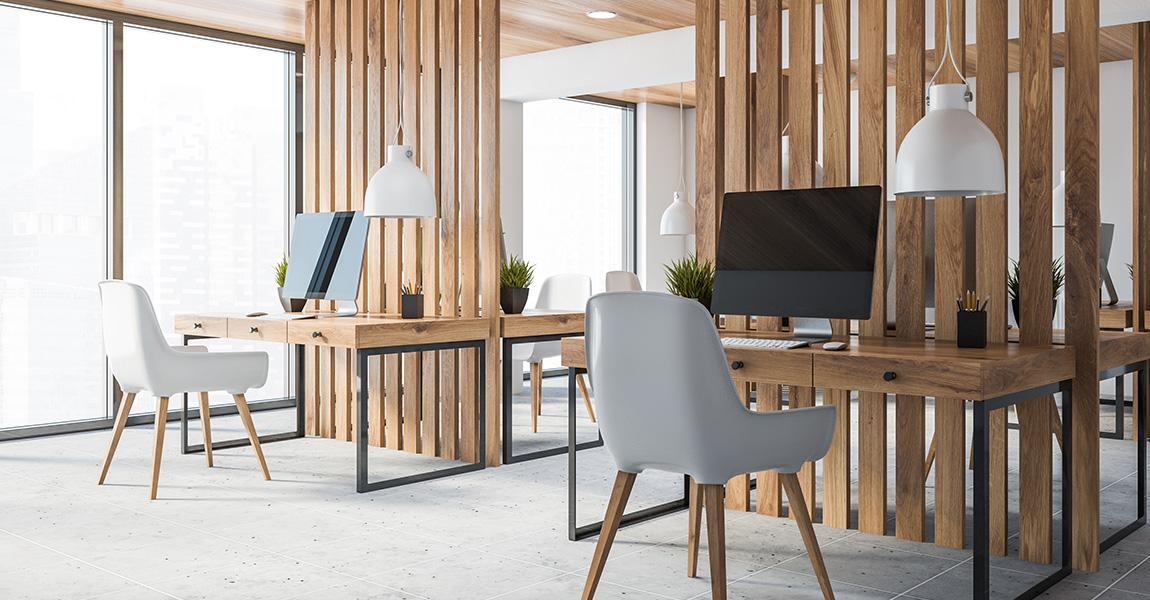 LTB FENG SHUI DESIGN Mon Bureau Chez Moi - Double poste de travail
