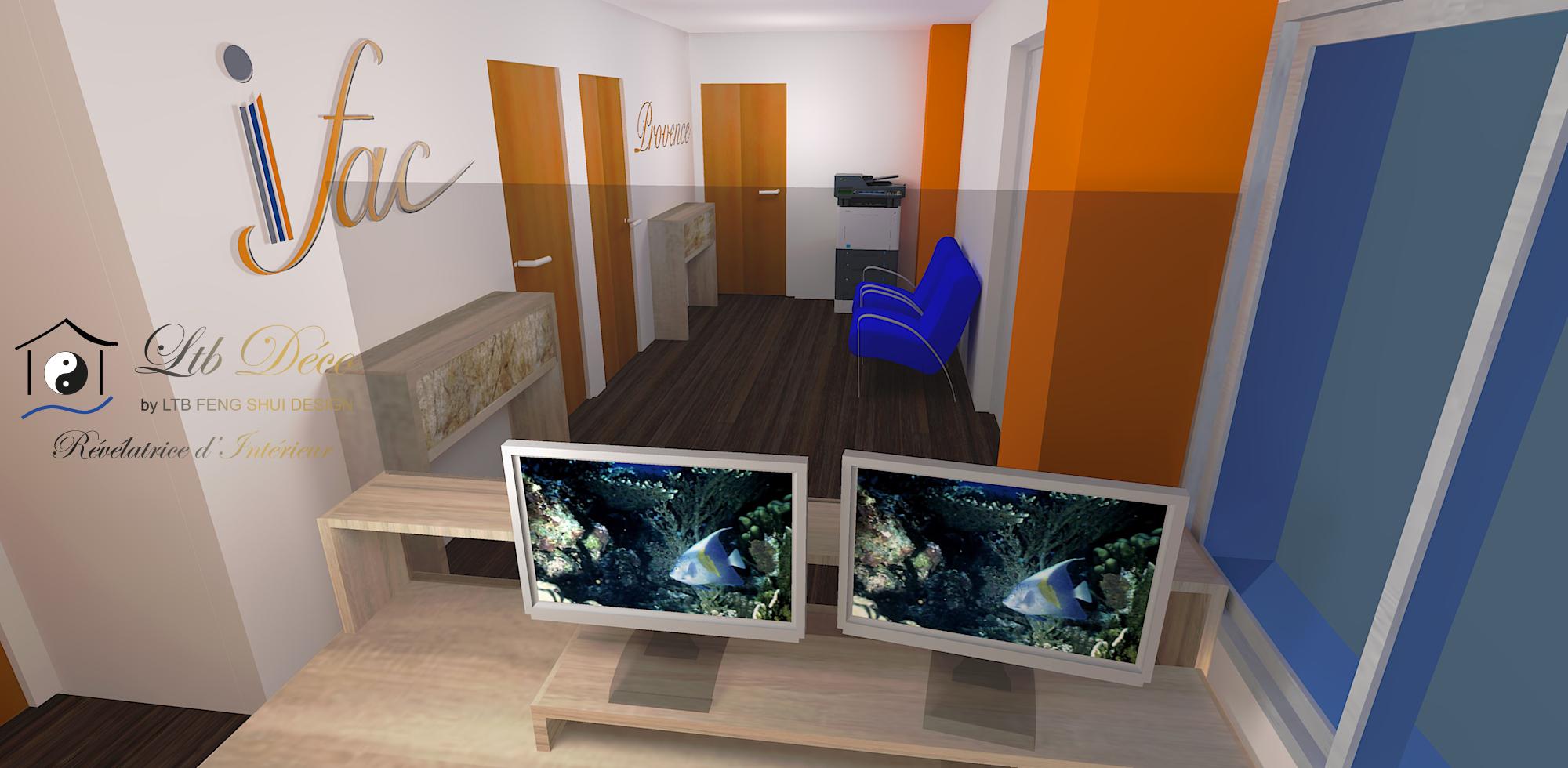 Visuel 3D présentation du projet
